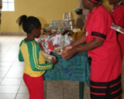 Karongwe Community christmas
